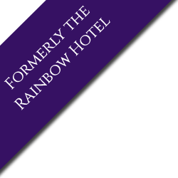 Formerly The Rainbow